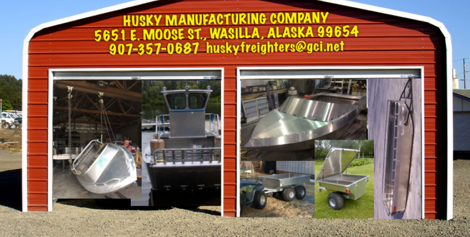 Husky Manufacturing Co  - Husky Freighters Home